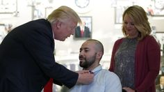 #President #Donald #Trump awards #PurpleHeart to #Army #Sergeant Injured in #Afghanistan .#military #hero #armsrgt #usa #WalterReed #usarmy #2ndamendment #soldier #navyseals #gun #flag #army #operator #troops #tactical #sniper #armedforces #k9 #weapon #patriot #marine #usmc #veteran