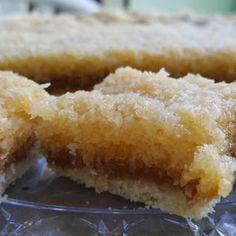 Tarta de Coco y Dulce de Leche - Sin Gluten - Celíacos