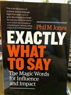 Self Development Books, Magic Words, Language, Author, Success, Sayings, Business, Lyrics, Speech And Language