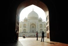 The Enchanting Taj Mahal ..