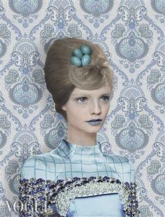 Mary Katrantzou by Garjan Atwood