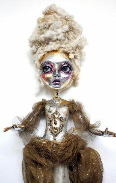 by Sheri DeBow #doll