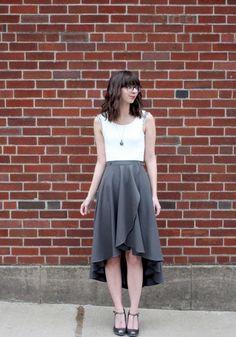 Cascade Skirt by Megan Nielsen Patterns | Project | Sewing / Skirts | Kollabora