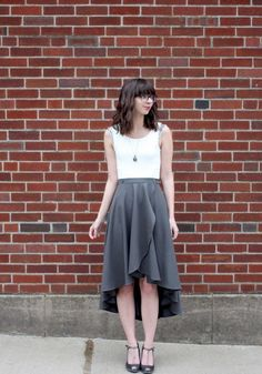 Cascade Skirt by Megan Nielsen Patterns | Project | Sewing / Skirts | Kollabora