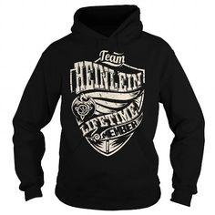 I Love Team HEINLEIN Lifetime Member (Dragon) - Last Name, Surname T-Shirt Shirts & Tees
