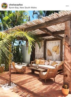 Outdoor Pergola, Outdoor Rooms, Backyard Patio, Backyard Landscaping, Outdoor Gardens, Outdoor Living, Outdoor Decor, Patio Design, Exterior Design