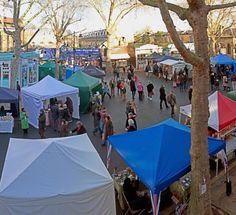 Kew Village Market: Community- run, non-profit London market