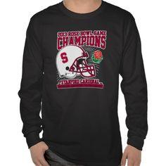 2013 Rose Bowl Champions Shirt