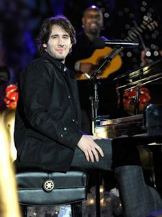Joshua Winslow Groban was born on February 27, 1981 in Los Angeles, California