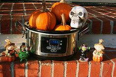 Halloween Slow Cooker Recipes