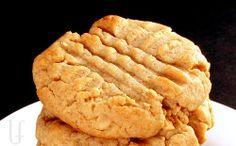 Quick, Low-Carb Peanut Butter Cookie fix.