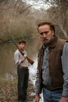First Image and Synopsis for David Gordon Green's JOE Starring Nicolas Cage and Tye Sheridan