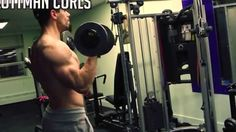 Shoulders & Arms Workout: #FREAKMODE volume training 2 (video)