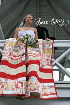 Personalized Signature Wedding Quilt- For use as guest book in Weddings, Anniversaries, Parties on Etsy, $350.00