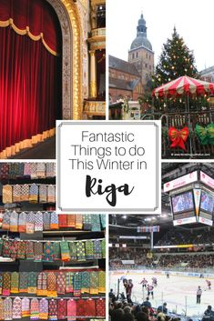 Top 15 Things to Do in Riga, Latvia this Winter - Ferreting Out The Fun Travel Around Europe, Europe Travel Guide, Europe Destinations, Amazing Destinations, Travel Guides, Winter Make-up, Winter Travel, Road Trip Europe, Europe Train