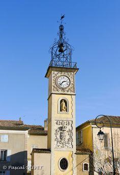 SI32 - La Tour de l'Horloge - Sisteron - Alpes de Haute Provence 04