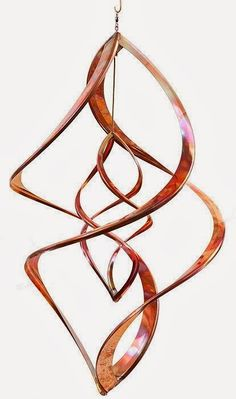 Double Infinity Copper Wind Spinner Giveaway 2/28 – 3/21/2014