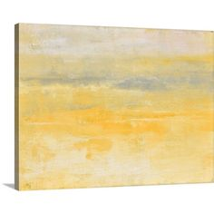 Found it at Wayfair - Sunday Morning by Erin Ashley Graphic Art on Canvas