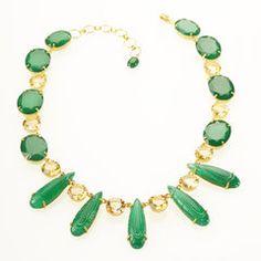 Bounkit necklace.