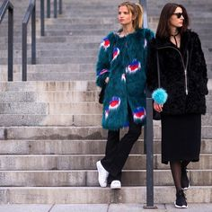 The Urban Spotter captures street style around the world on Instagram