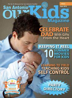 June 2014 our kids magazine