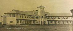 Salisbury Hospital.  Memories...