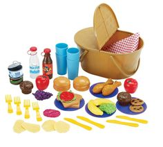 Amazon.com: Kidoozie Picture Perfect Picnic: Toys & Games