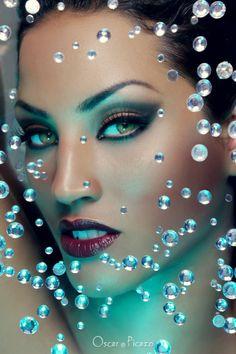 Model Ashley Maryuri Mila  by Oscar Picazo