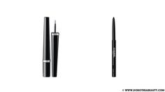 CHANEL Blue Rhythm De Chanel Collection: Chanel Ligne Graphique De Chanel in Dream Blue and Chanel Stylo Yeux Waterproof in Noir Intense