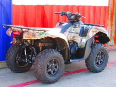 New 2017 Kawasaki Brute Force 750 4x4i EPS Camo ATVs For Sale in Texas. 2017 Kawasaki Brute Force 750 4x4i EPS Camo, 2017 Kawasaki Brute Force® 750 4x4i EPS Camo THE KAWASAKI DIFFERENCE A TRUE OUTDOORSMAN NEEDS A BIG-BORE MACHINE WILLING TO TRACK DEEPER AND GO FURTHER AND THE BRUTE FORCE® 750 4X4I EPS CAMO ATV CAN TACKLE THE WILDERNESS AND ITS MOST TUMULTUOUS TERRAIN. Features may include: 749cc liquid-cooled, 90-degree V-twin, DFI® 4-stroke w/ electric start Electric Power Steering (EPS)…