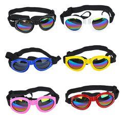 Pet Foldable Dog UV Protective Sunglasses //Price: $21.40 & FREE Shipping //     #Jewelry1