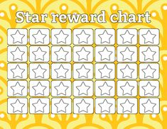 Sticker Chart Printable, Printable Reward Charts, Reward Chart Kids, Kids Rewards, Free Printable, Rewards Chart, Star Chart For Kids, Charts For Kids, Goal Charts