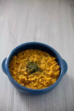 dahl di lenticchie ricetta curcuma zenzero lenticchie indiana