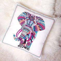 Elephant pillow, Primark