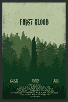 First Blood (Rambo 1) by edgarascensao on deviantART