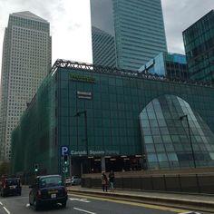 Canary Wharf London. Entreprenørskap and start up life. What a energy at this place!  #london #startups #entrepreneurship by ivarski
