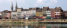 Macon France and River Saone- on the road to Lyon