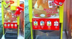7-11 Mashed Potato Machine