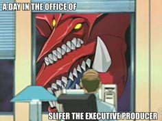 Slifer the Executive Producer