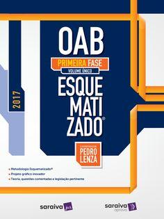 OAB Esquematizado - 1ª Fase - Vol. Unico - 2017