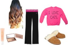 """Lazy Day with Harry"" by rachel-starr-johnston on Polyvore"