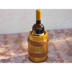 Τσιμεντένια Σαμπανιέρα ΒΑΡΕΛΑΚΙ - € 8 - Vendora.gr Wine Rack, Greece, Bottle, Furniture, Home Decor, Greece Country, Decoration Home, Room Decor, Flask