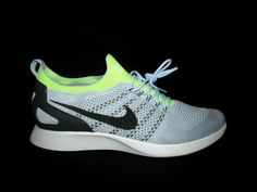 f8e240c4a37bd Nike Air Zoom Mariah Flyknit Racer Mens Running Shoes Hydrogen Blue  Nike   RunningShoes