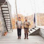 Setsumasa and Mami Kobayashi are ready for adventure.  Photo by: Dean KaufmanCourtesy of: Dean Kaufman 2010