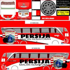 Bus Games, Truck Games, Star Bus, Luxury Bus, New Bus, Bus Coach, Album Design, Busses, Jakarta