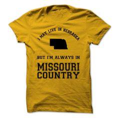 Nebraska For Missouri Country - $21.00 - Buy now