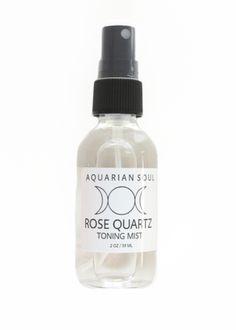 Rose Quartz Toning Mist