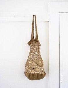 Linen Market Bag | Purl Soho - Create