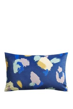 """I'm obsessed with cushions and this has all my favourite colours on it"" says interior designer, Sophie Robinson."