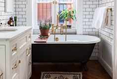 Ideas to Steal: Revamp Your Small Bathroom